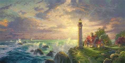 the painter of light lighthouses