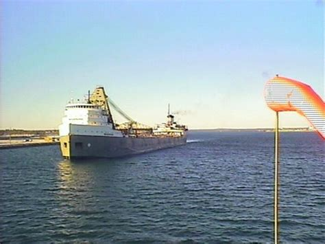 Boat Ore by Ore Boat The Great Lakes