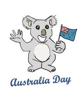australia day calendar history quotes fun facts