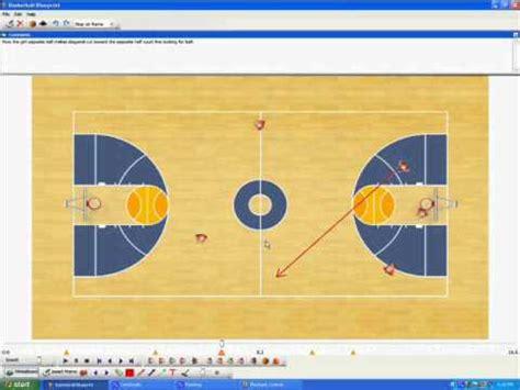 basketball press break youtube