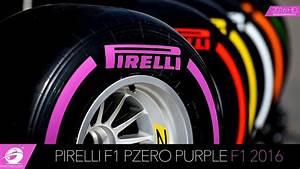 Pirelli F1 PZero Purple: The New F1 2016 Ultrasoft Tyre