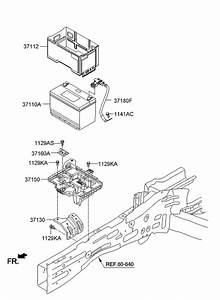 2015 Hyundai Santa Fe Engine Diagram : 37180 1u000 genuine hyundai sensor assembly battery ~ A.2002-acura-tl-radio.info Haus und Dekorationen