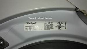 Diagram Of Whirlpool Duet Washing Machine Model Number Wfw9150ww01