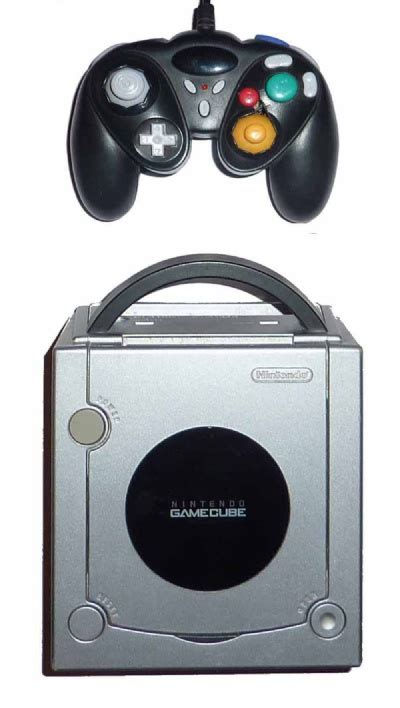 Gc Console by Buy Gamecube Console 1 Controller Platinum Gamecube