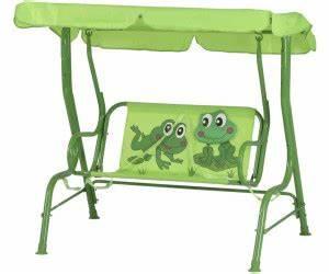 Hollywoodschaukel Für Kinder : siena garden froggy kinder hollywoodschaukel ab 59 98 preisvergleich bei ~ Frokenaadalensverden.com Haus und Dekorationen
