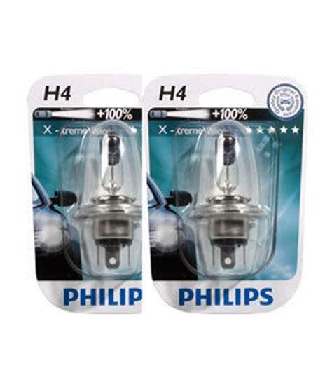 philips x treme vision car headlight bulbs bulb