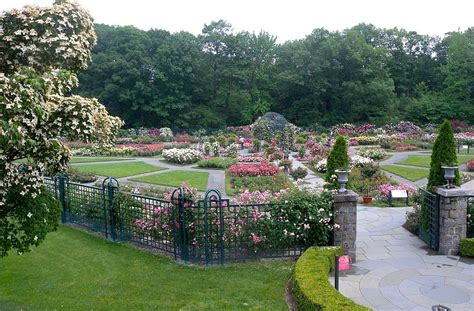 Bronx Botanic Garden by Live Just A Drive From The New York Botanical Garden