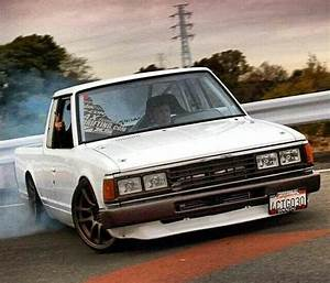 Drifting Nissan truck.. | Dream Car Garage | Pinterest
