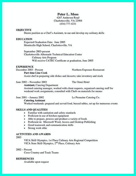 executive chef resume sle krida info