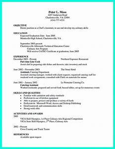 chef resumes that will impress your future company With how to write a chef resume
