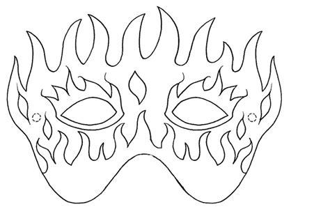 immagini colorate da stare maschere di carnevale da colorare con maschere di