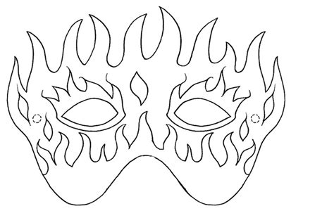 immagini kawaii da stare colorate maschere di carnevale da colorare con maschere di