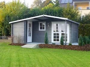 Gartenhaus Mit Vordach : gartenhaus blockhaus ger tehaus holz 510x480 28 mm 283931 ~ Udekor.club Haus und Dekorationen