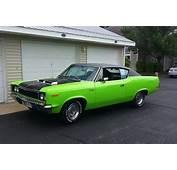 Green Machine 1974 Chevrolet Nova