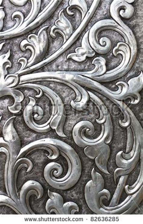 ancient silver embossed book cover metallic texture