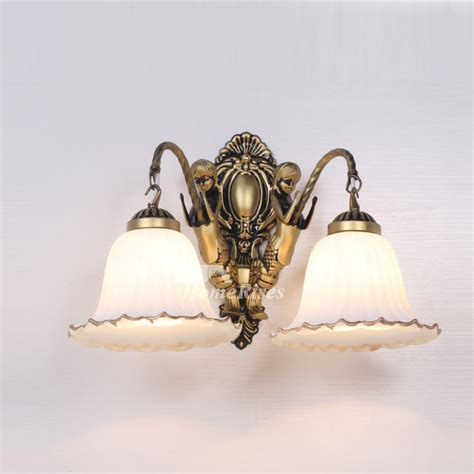 decorative wall sconces bathroom lighting 2 light wall