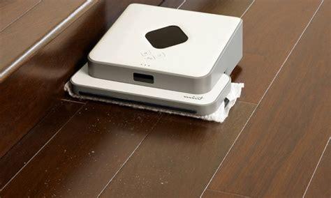 Irobot Floor Cleaner irobot mint 4200 floor robotic cleaner groupon