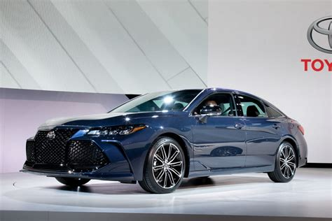 2019 Toyota Avalon by 2019 Toyota Avalon Redesign Release Date
