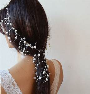 Pearl Headband Wedding Pearl Headband Bridal Hair