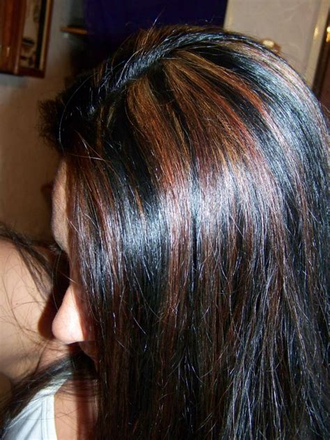 Cheveux Noir Meche Caramel Cheveux Noir Meche Miel Wu15 Jornalagora