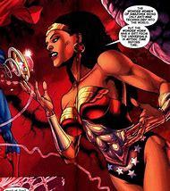 Nubia Black Wonder Woman