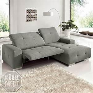 Sofa Mit Relaxfunktion : ecksofa francisco sofa grau sand mit elektrischer ~ A.2002-acura-tl-radio.info Haus und Dekorationen