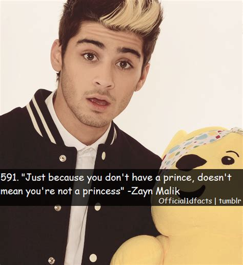 Zayn Malik Quotes Princess
