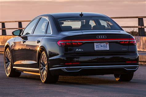 2019 Audi A8 by 2018 Vs 2019 Audi A8 What S The Difference Autotrader