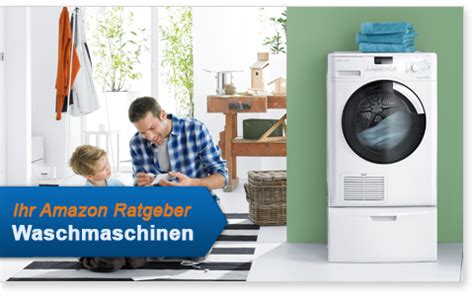 Amazonde Ratgeber Waschmaschinen Elektrogroßgeräte