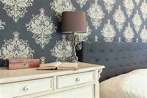 Tapeten Retro Style : vintage einrichtung ein ausgewogener mix aus klassik und ~ Sanjose-hotels-ca.com Haus und Dekorationen