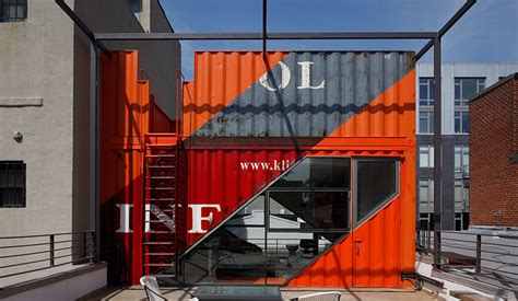 interior design bathrooms a shipping container tower transformed this