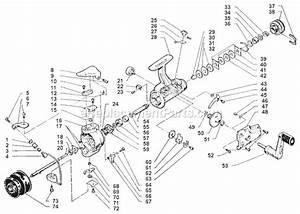 Abu Garcia 763 Gti Parts List And Diagram