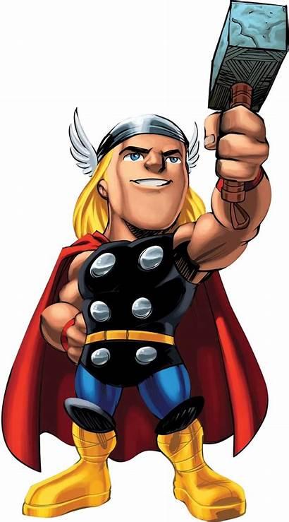 Clipart Thor Hammer Hero Transparent Squad Webstockreview