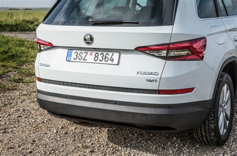 skoda kodiaq review  autocar