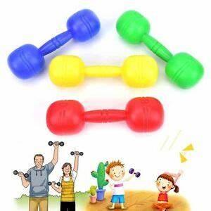 Kinder Outdoor Spielzeug : kinder hantel kndergarten outdoor kinder fitness bung spielzeug geschenk ebay ~ Buech-reservation.com Haus und Dekorationen