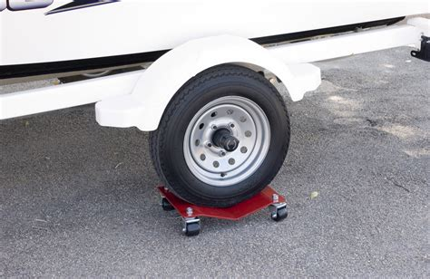 Boat Trailer Caster Wheel by The Heavy Duty Dolly The Auto Dolly