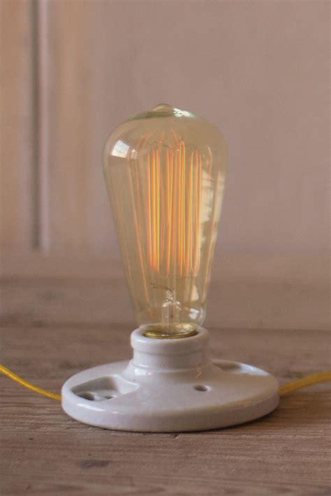 edison style lightbulb vintage lightbulb