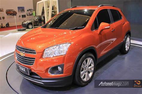 Gambar Mobil Chevrolet Trax by Chevrolet Trax Giias 2015 Depan Autonetmagz Review