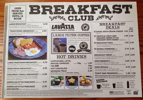 Image result for wetherspoons menu | Traditional breakfast ...