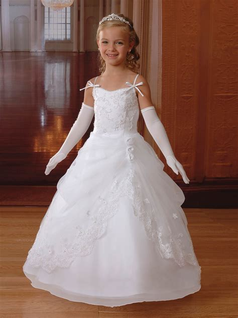 princess beaded lace organza floor length wedding flower