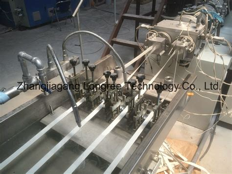 china wood solid color pvc tape edge banding extruder china pvc edge banding production