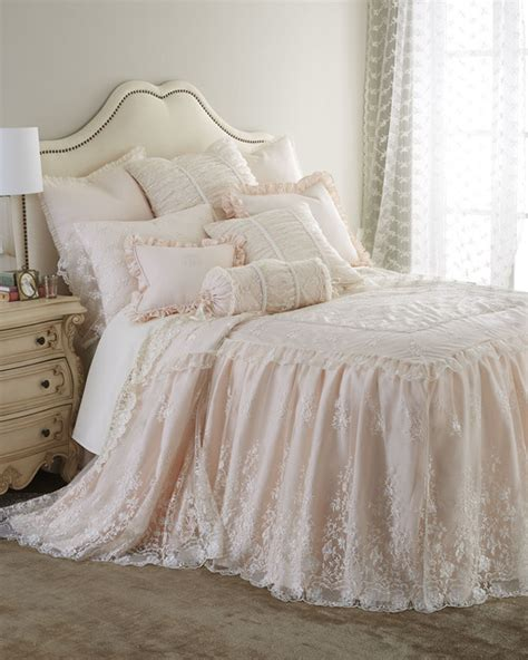Lace Coverlet Bedding sweet dreams villa rosa lace bedding quilts