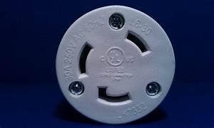 Replacement 30 Amp 250 Volt Female Twist Lock 3 Wire Power