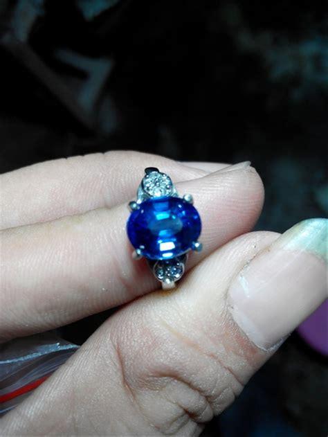 jual jual cincin batu king safir untuk wanita di lapak veluska veluska