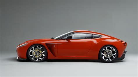 Aston Martin Unveils New V12 Zagato