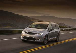 Nearly 200k Chrysler Pacifica Minivans Recalled Over Power