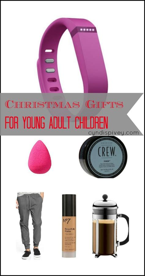 christmas gifts for young adult children grace beauty