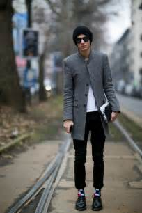Men's Fashion Week Street-Style