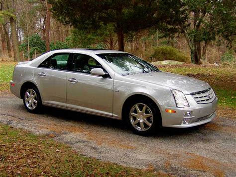 2005 Cadillac Sts Road Test Carpartscom