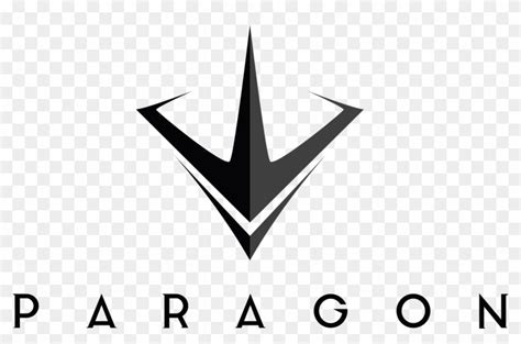 Paragon Logo Png - Paragon Logo Epic Games, Transparent ...